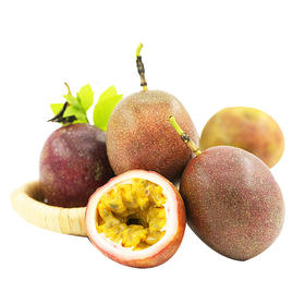 百香果1斤(送两个柠檬+开果器)(西域美农)