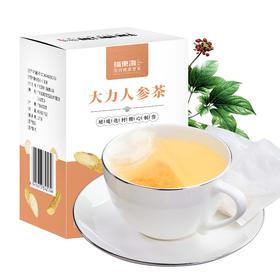 福东海牛大力男性大力人参男人茶保健组合型茶养生茶60克