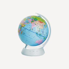 月伴AI+AR智能交互地球仪 | 智能语音和你聊天文地理,带孩子3D实景游世界