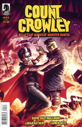 Count Crowley Reluctant Monster Hunter