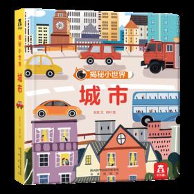 揭秘小世界-城市 原价49.8