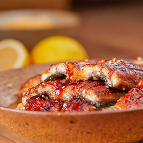 蒲烧鳗鱼 日式烤鳗 加热即食 新鲜活鳗烤