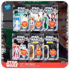 孩之宝 星球大战挂卡 Star Wars