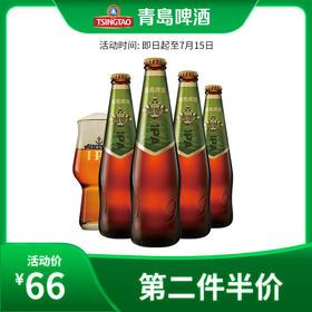 青岛啤酒 精酿IPA14度330ml*4瓶/箱