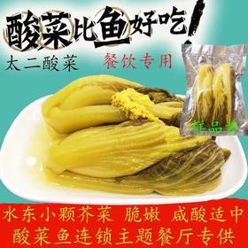 雪尔老坛酸菜、酸爽脆,酸菜比鱼好吃太二专供免费技术培训