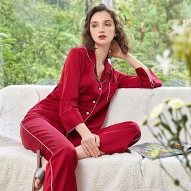 妮律•玻尿酸睡衣 │ 宛如真丝般顺滑,高贵得风靡时尚圈
