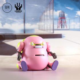 Unbox mechatro wego 粉色版