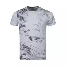 【特价】 Asics 亚瑟士 男款印花运动短袖T恤