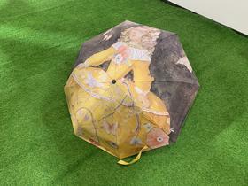 艺术衍生品 《爱丽丝与蛇》 口袋伞(黄色) 陈元隆