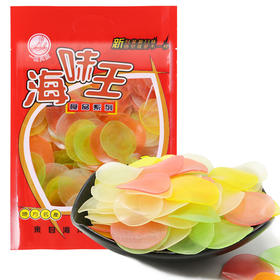 彩色虾片油炸虾片儿时回忆童年回忆 海鲜味 无色素零食