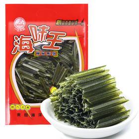 烟台海藻条 海味特产 原料油炸素食 膨化零食