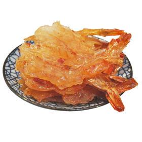 开背虾干 有嚼劲特别香 无虾线 即食虾