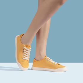 蕉下·街旅防泼帆布鞋 | 超轻超软、防泼清爽,夏天穿它尽情浪