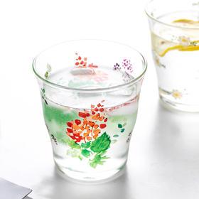 摩登主妇家用玻璃杯大容量耐高温透明牛奶杯创意果汁杯高颜值杯子