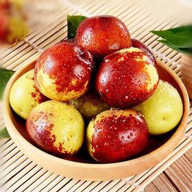 陕西大荔冬枣新鲜脆枣3斤鲜枣牛奶青枣子水果当季整箱包邮5小红枣