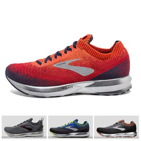 新款Brooks布鲁克斯 LEVITATE 2男款动态缓震跑鞋