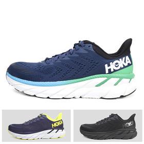 新品HOKA ONE ONE Clifton 7男克利夫顿轻量缓冲缓震跑鞋运动鞋