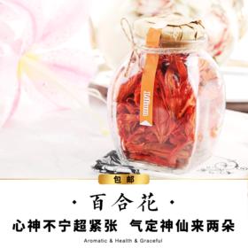 【包邮】百合花-花苞-大瓶装-低香-花