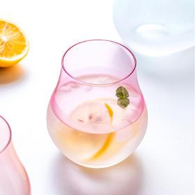 摩登主妇玻璃杯可爱少女心家用牛奶杯简约清新森系网红高颜值水杯