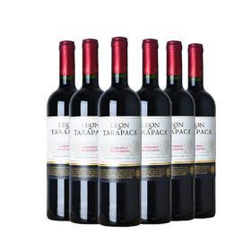 红蔓庄园乐恩赤霞珠红葡萄酒750ml*6