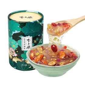 李子柒 早代餐方便速食特产果干蜜饯藕粉羹 桂花坚果藕粉 350g-961446