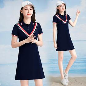 SP1528627新款收腰显瘦气质连衣裙TZF