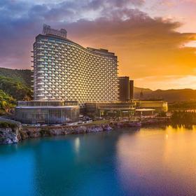 【湖州•长兴】太湖龙之梦钻石酒店  2天1夜自由行套餐!