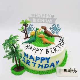 恐龙🦕蛋糕