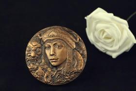 图兰朵大铜章