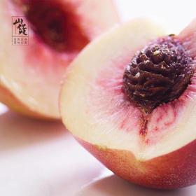 四川龙泉驿五月脆水蜜桃5.5斤桃子礼盒 脆肉型