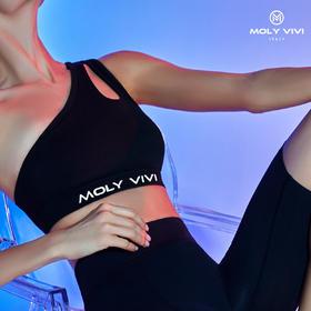 【燃脂美肤 穿在身上的VC精华 】夏季凉感新体验 高弹面料 抵抗紫外线 自然透气 MOLY VIVI V1版VC内衣