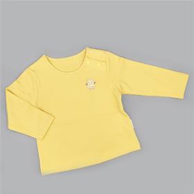 三木比迪SM9C33177 肩开T恤 柠檬黄