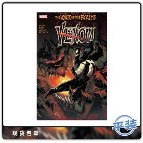 英文原版 漫威 诸界之战 毒液 War Of Realms Venom 漫画合集