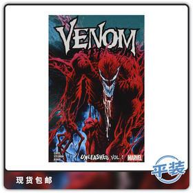 合集 漫威 毒液 Venom Unleashed Vol 1 Marvel 英文原版