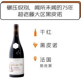 2018年杜加酒庄勃艮第哈尼娜红葡萄酒 Domaine Dugat-Py Bourgogne Cuvée Halinard 2018