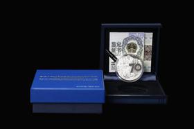 2015年抗日战争反法西斯胜利70周年1盎司银币