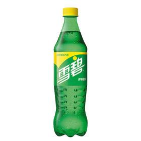 雪碧 Sprite 柠檬味汽水 碳酸饮料 500ml 可口可乐公司出品 -961299