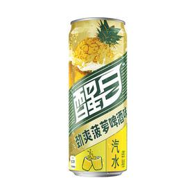 醒目Smart 菠萝啤 酒味汽水 330ml 可口可乐公司出品-961399