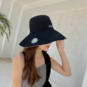 FSFS-MZ2132新款夏季遮阳防晒花朵百搭沙滩帽TZF