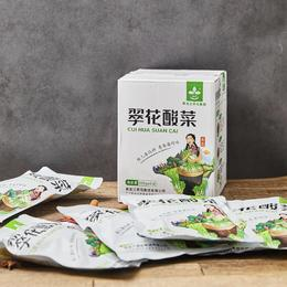 【半岛商城】翠花酸菜尊享礼盒528gX5袋东北特产东北酸菜芯切丝整颗农家大缸腌制