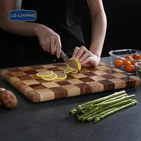 泰国 LC LIVING相思木菜板家用防霉切菜砧板案板厨房切板实木