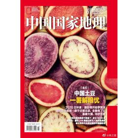 《中国国家地理》202007 中国土豆 日环食 云冈石窟