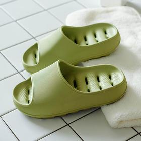 优调•日系按摩排水拖鞋,排水防滑,又软又弹,和家人穿好看又舒服