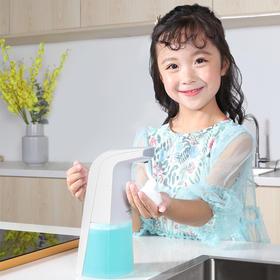CHT-X10新款免按压红外感应自动泡沫洗手皂液器TZF