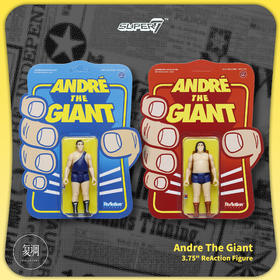 Super7 巨人安德雷 Andre The Giant ReAction