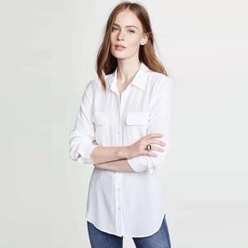 四媛秋季新款衬衫|大牌同厂、明星同款,滑糯舒服好时髦