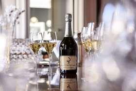 【上海】4款年份珍藏香槟+庄主现场连线,沙龙贝尔香槟品鉴