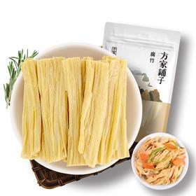 东北黄豆原浆腐竹400g/袋