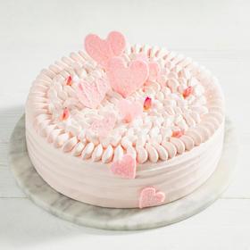 玫瑰恋人蛋糕-2磅(萍乡)