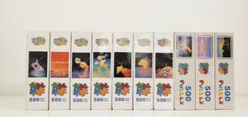 艺术衍生品 益智拼图500片 严泽明 48.5×33cm